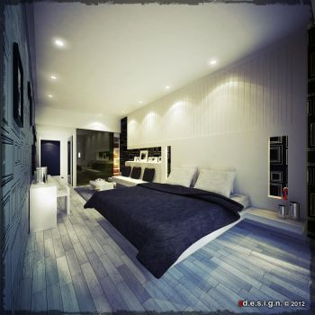 Bedroom_1C by Zorrodesign