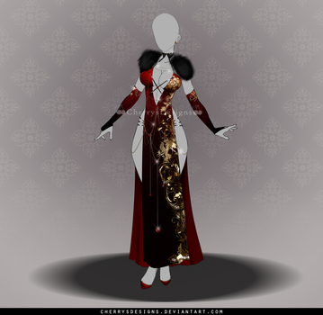 - closed - 24H AUCTION - Outfit Adopt 759 by CherrysDesigns