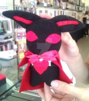 Blak Bunni Capped Plush by BlakBunni