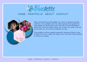 Bluedette Site Layout Test by adrimarie