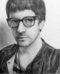Graham Coxon by tendercoal