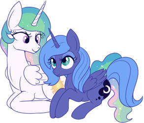 Sister, My Sister by lulubellct