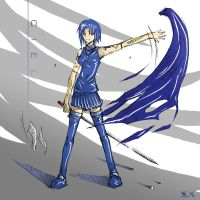 Tsukihime: Ciel by darkness127