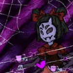 Battle with the Dancing Spiders.  by Kristalina-Shining