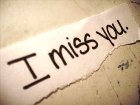 I miss you. by JONASADDICT2