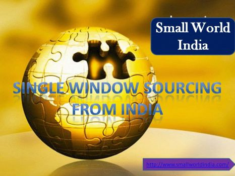 Product sourcing Agency | Buying Agents in India by SmallWorldIndia