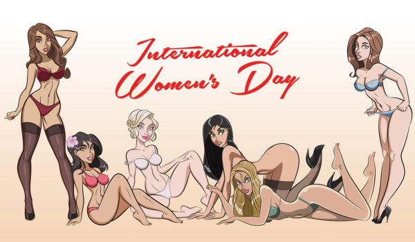 International Women's Day by mackie85