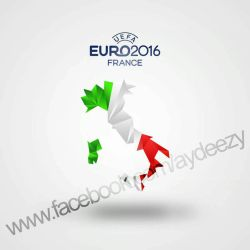 Euro 2016 Italy by AY-Deezy