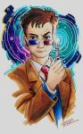 Marker Doctor Who by KidNotorious