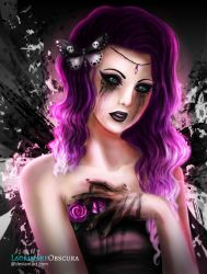 Curse of the Butterfly (Collab) by LacrimareObscura