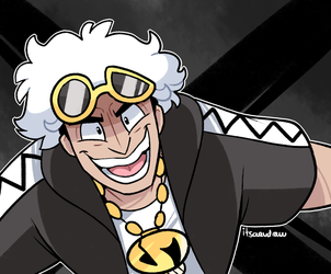 Get Ready for Guzma by itsaaudraw