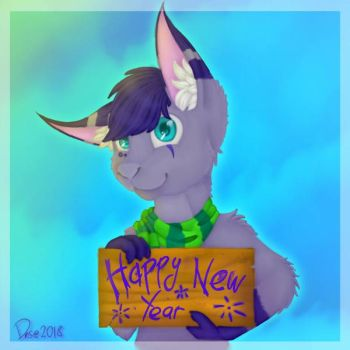 Happy New Year by Deresta2002