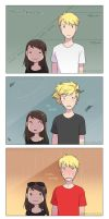 Tall Friends by Zombiesmile