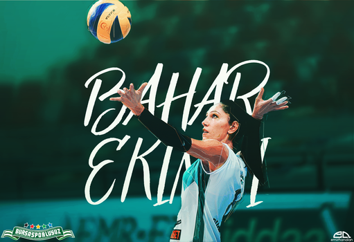 Bahar EKINCI by eagraphic