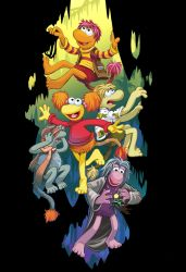 Fraggle Expedition by lazesummerstone