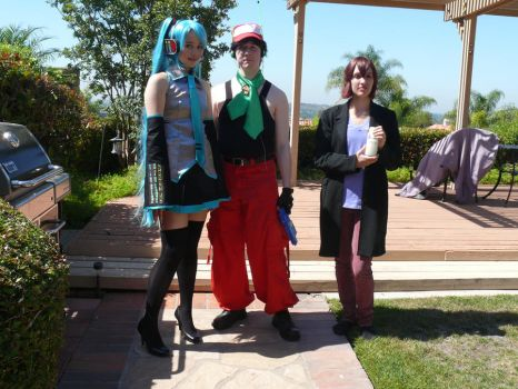 AX Cosplay 2011 by AlkeeDesign