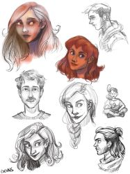 doodles by ggns