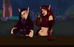 Darkmoon Faire by UndergroundGallery
