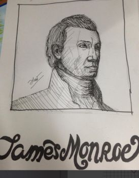 James Monroe by VuTruongThanhHieu