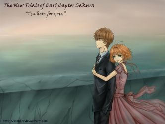 I'm here for you, Syaoran... S+S in Hong Kong by wishluv