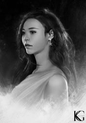 Jane Zhang by Kevin-Glint