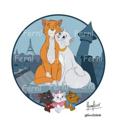 ARISTOCATS by FERNL