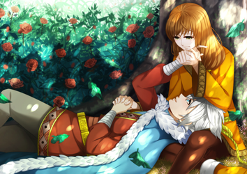 CM: Prince Autumn And Frost by Ria02716