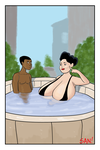 Hot Tub by darrellsan