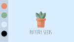 Pottery Seeds by R0SKE