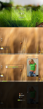 .: Windows8 Mockup :. by Theconso