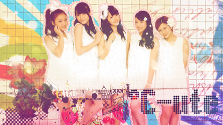 Kyuuuto Walpaper by Hachi-doll