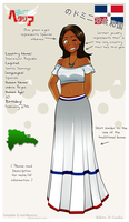 .:APH OC:. Dominican Republic by H-arib