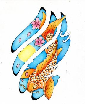 Koi by GhostH0002