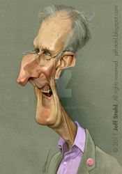 James Cromwell by JeffStahl