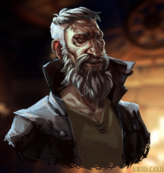 James Homer Shergold | Sea of Thieves by The-Knights-Stars