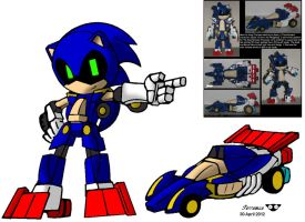 Sonicformer by Terrenslks by Wakeangel2001