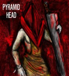 Pyramid head ver 1 by DemonicNeko