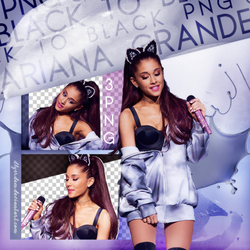 PNG Pack(47) Ariana Grande by dlyerdem