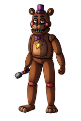 Another part for the Ultimate FNAF Collab by Igrisa