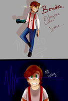 spoilers : everyone LOVES jesse~ by Michioreo123
