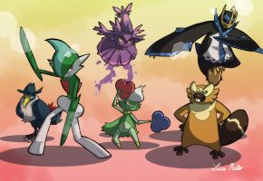 PKMN Team Diamond