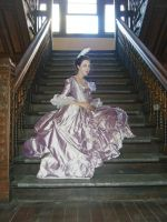 18th Century Gown- Antoinette by bridget-aus