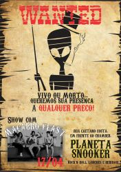 Poster - Planeta Snooker by Carlodgn