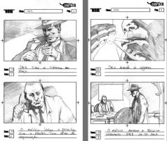 Storyboards - NOIR 2 by vitorgorino