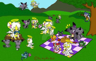 picnic party by mystic-blat