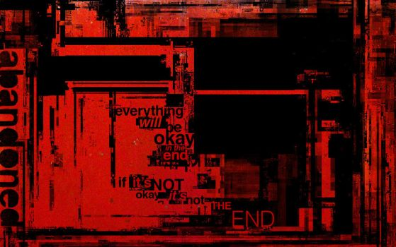 the end by iamsatan