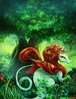 Fray's Forest by Arenheim