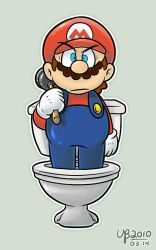 Plumber at work by TheBourgyman