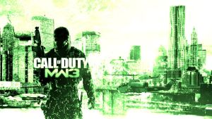 MW3 Wallpaper by Jorge-Carmona