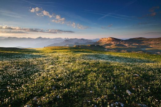 Vercors Wilderness by ZeSly